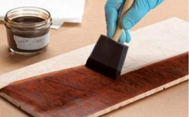 Wood Stains and Dyes